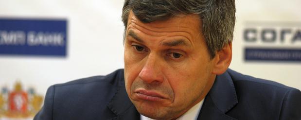 Главному тренеру столичного ЦСКА во время матча с «Металлургов» стало плохо