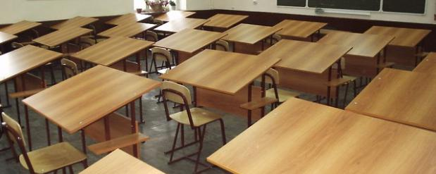 В районе Новогориево Москвы готовят к открытию школу на 550 мест