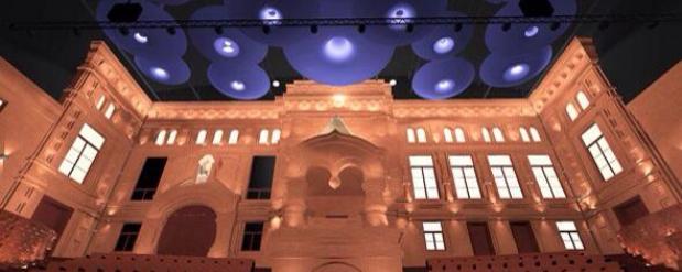 Реставрация «Геликон-оперы» в Москве почти завершена