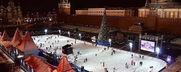 Депутаты Мосгордумы не собираются запрещать каток на Красной площади