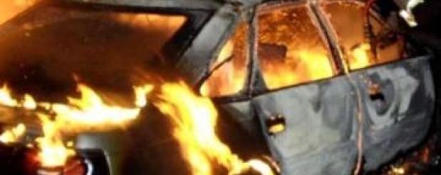 """Восемь автомобилей сгорели в Москве из-за взрыва газового баллона в """"Газели"""""""
