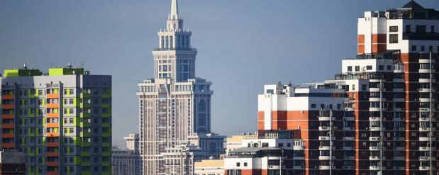 В августе в Москве было куплено более 10,5 тысяч квартир