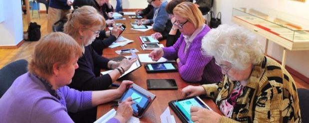 Университет для пожилых людей откроется в Москве с 1 ноября