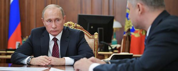 Путин одобрил проект новой ветки наземного метро в Москве