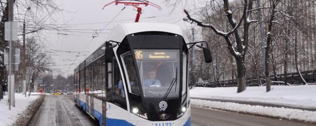 Сергей Собянин рассказал про обновление трамвайного парка
