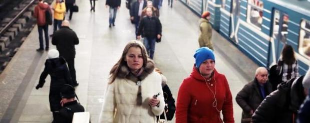 В столичном метро поезда ходят в 50 раз точнее, чем в Нью-Йоркском