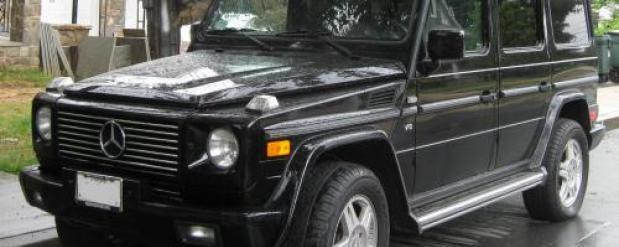 У безработного москвича угнали Mercedes стоимостью 6 миллионов рублей