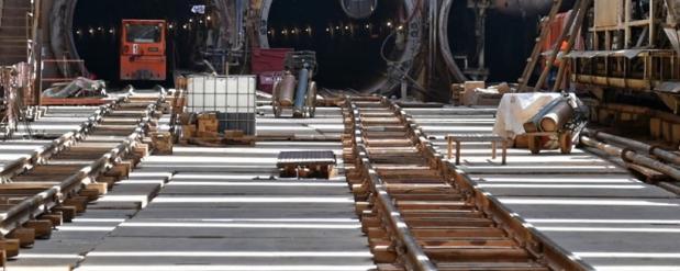 В Москве стартовало строительство большого подземного кольца