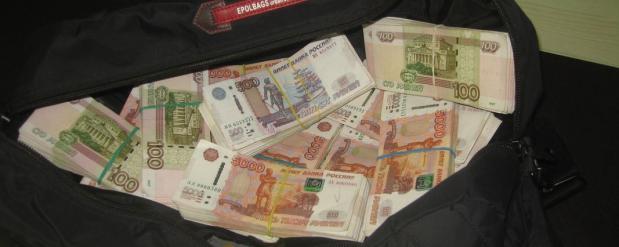 В Москве совершено дерзкое ограбление