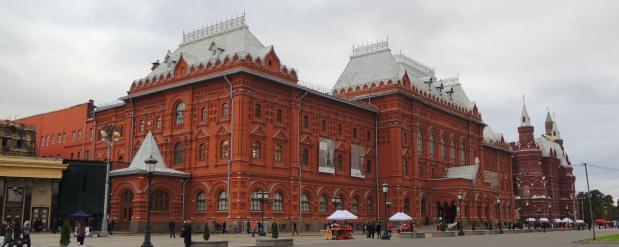 Москва радует гостей богатой программой на выходных