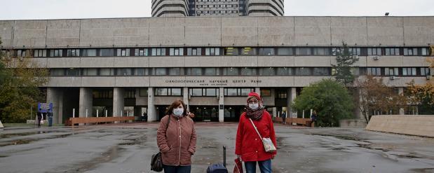 Врачи онкологического центра для детей имени Блохина не будут увольняться одновременно