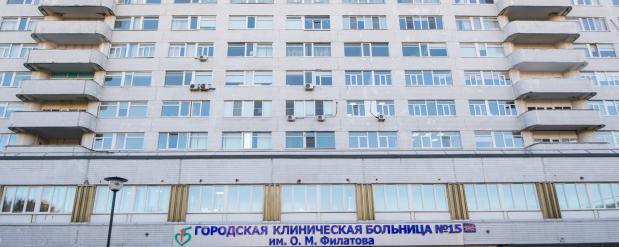 Около 4 больниц Москвы были расширены и благоустроены парковки